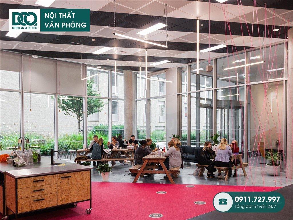 Giá thành cải tạo nội thất sảnh Lounge