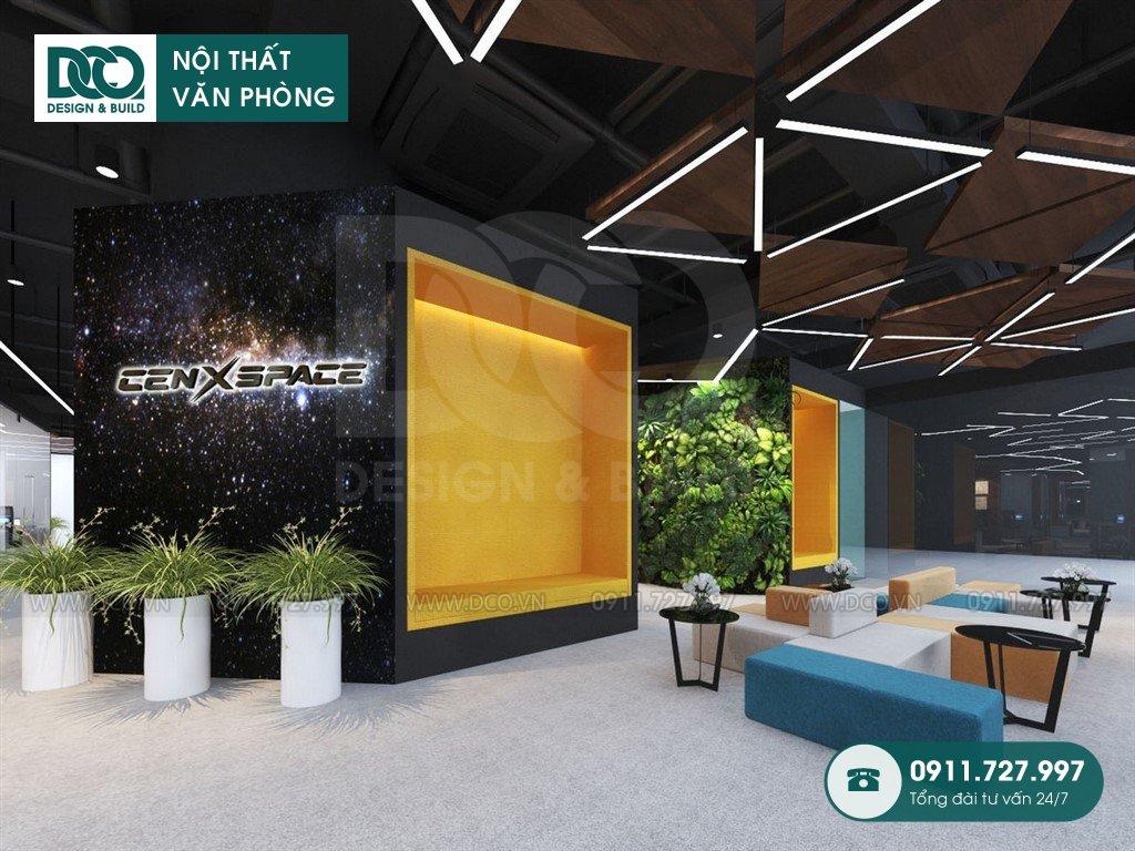 Giá thành cải tạo nội thất sảnh chính Hà Nội
