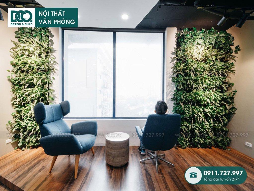 Giá thành cải tạo nội thất sảnh chờ Hà Nội