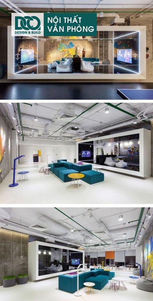 Bảng chi phí sửa chữa nội thất không gian sáng tạo
