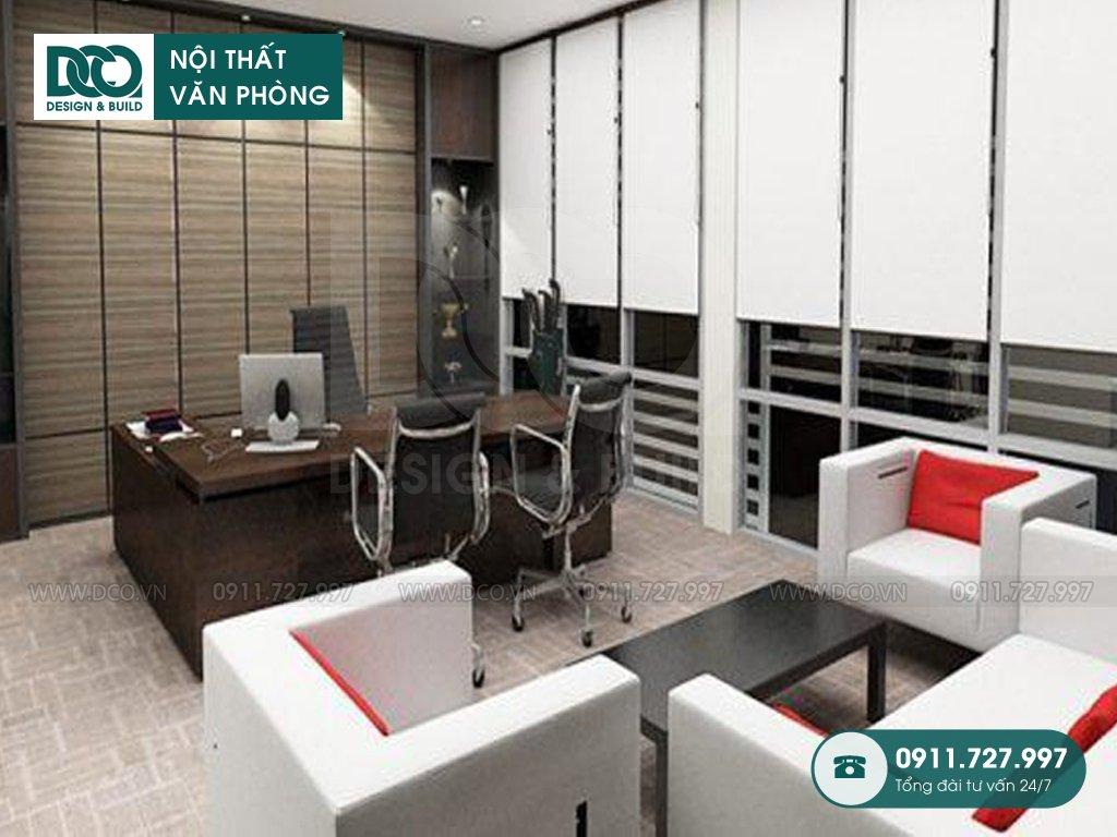 Giá thành sửa chữa nội thất phòng phó chủ tịch