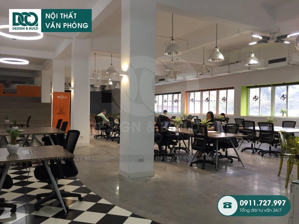 Công ty thi công nội thất văn phòng tại Trần Hưng Đạo