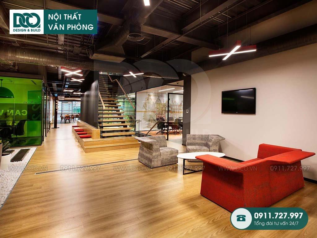 Giá thành thi công nội thất sảnh chờ tại Hà Nội