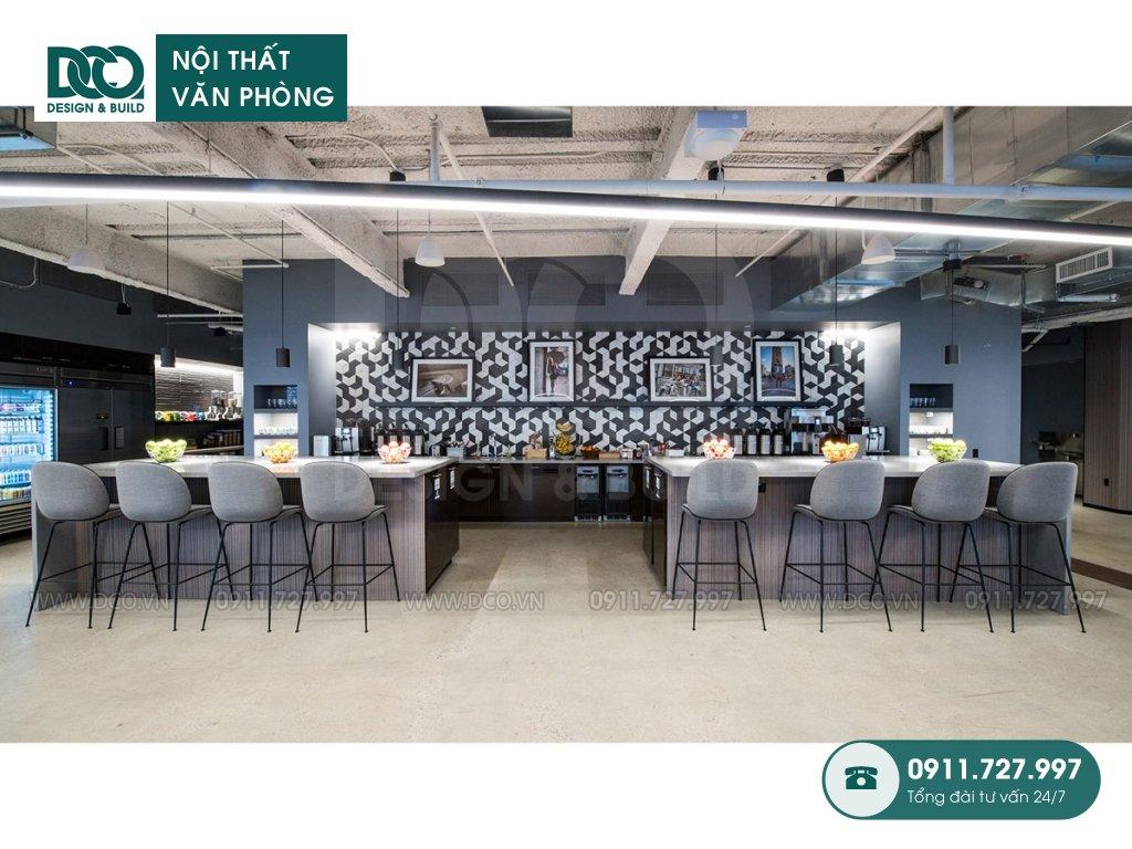 Giá thành thiết kế nội thất khu tiếp đón tại TP. HCM