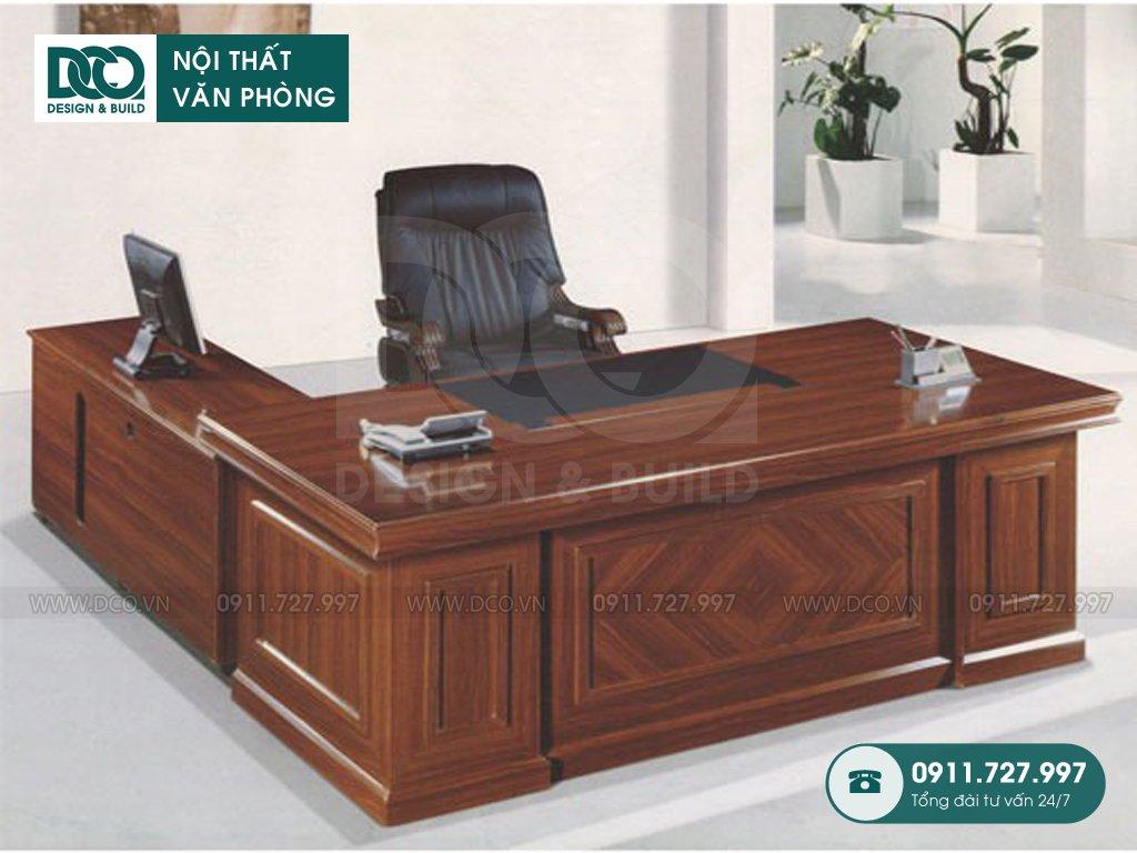 Thiết kế nội thất phòng chủ tịch
