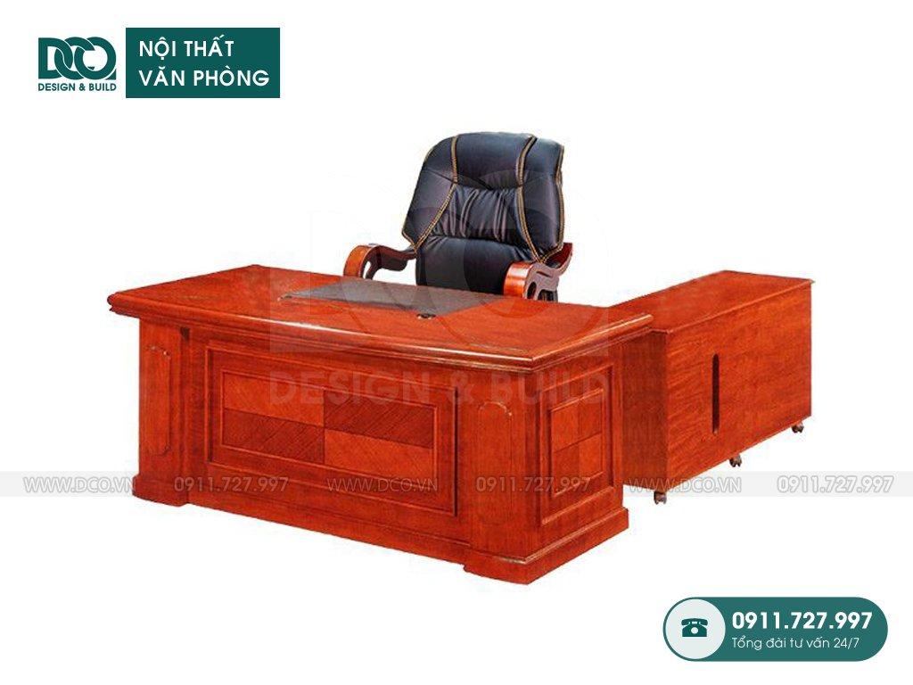 Giá thành thiết kế nội thất phòng chủ tịch tại TP. HCM