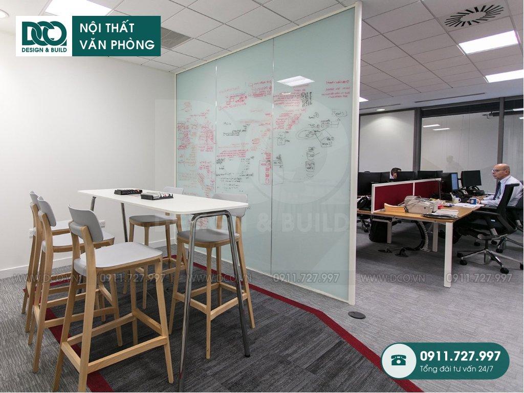 Báo giá thành thiết kế nội thất phòng hội thảo