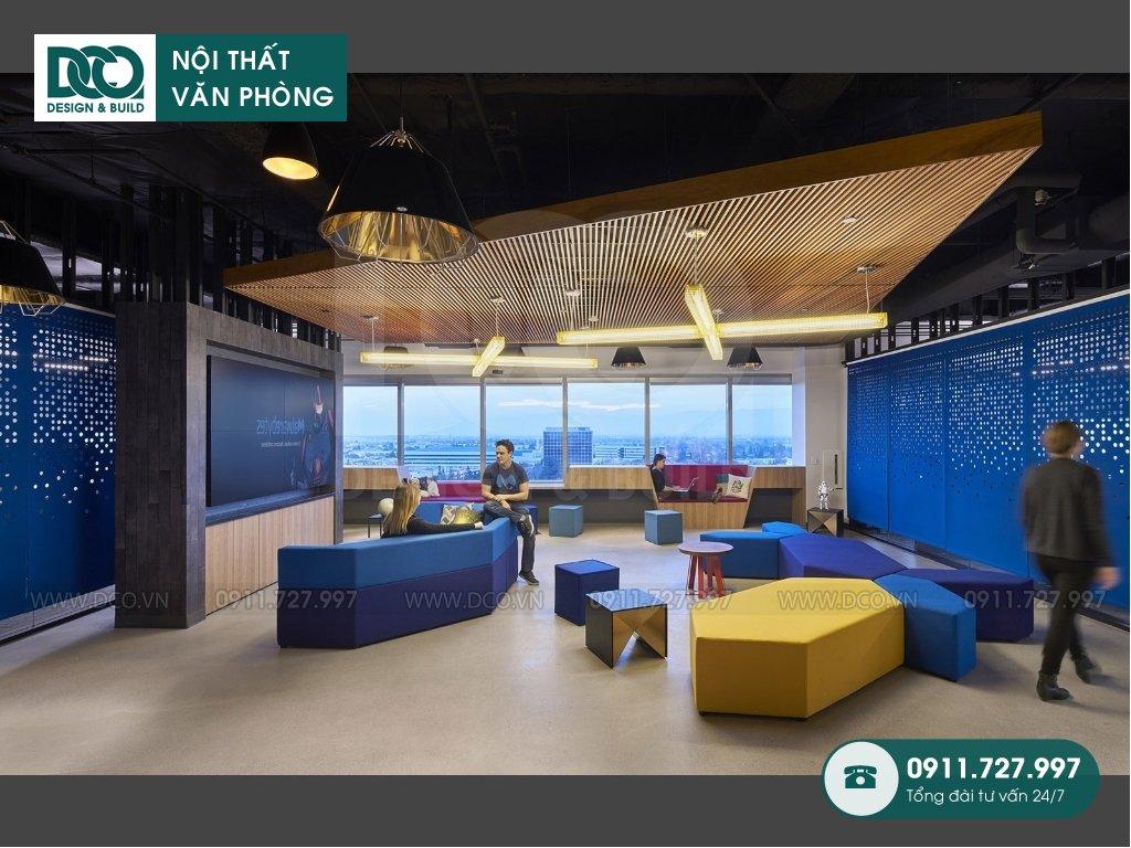 Giá thành thiết kế nội thất phòng hội thảo tại TP. HCM
