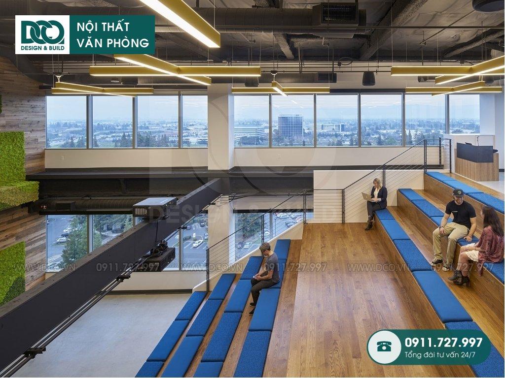 Giá thành thiết kế nội thất phòng hội thảo tại Hà Nội