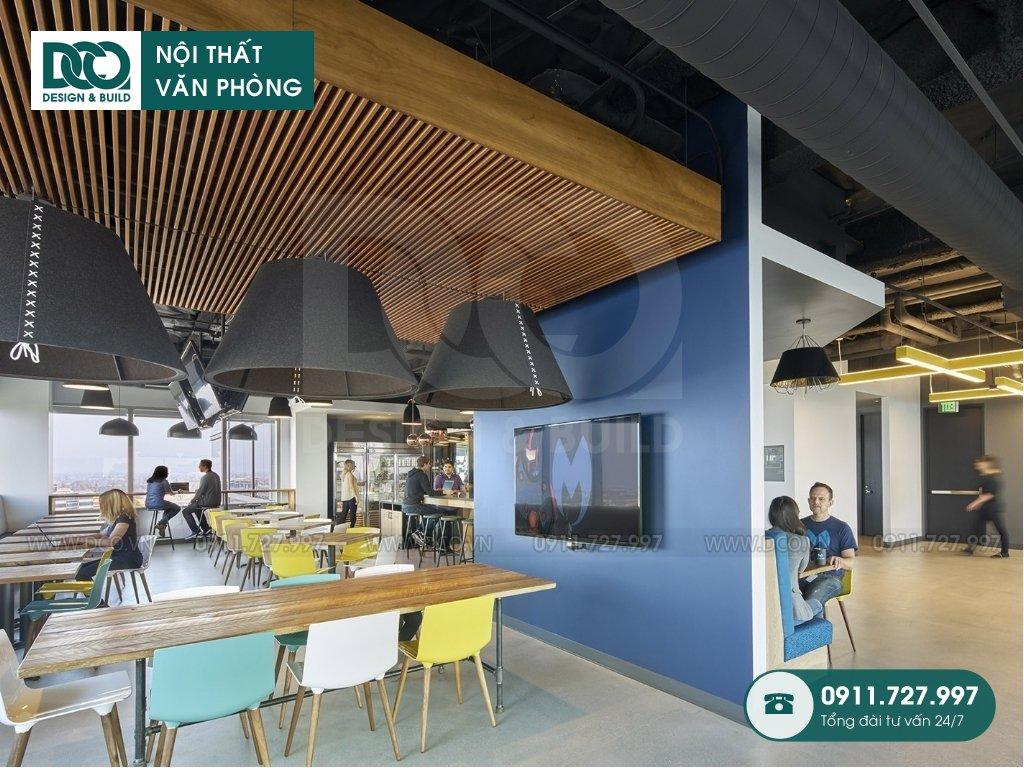 Bảng báo giá thành thiết kế nội thất phòng hội thảo