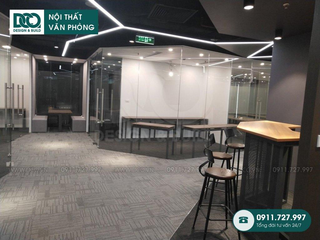 Giá thành thiết kế nội thất phòng họp Hà Nội