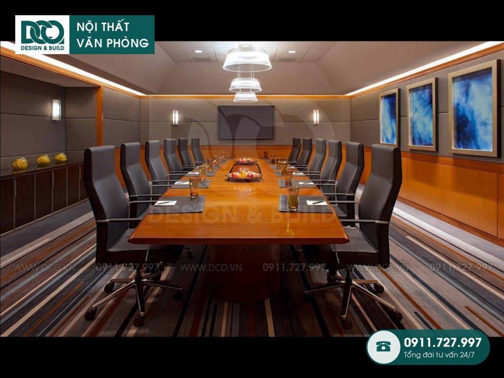 Mẫu nội thất phòng meeting