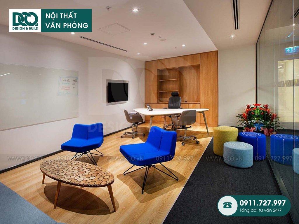 Giá thành thiết kế nội thất phòng tổng giám đốc tại Hà Nội