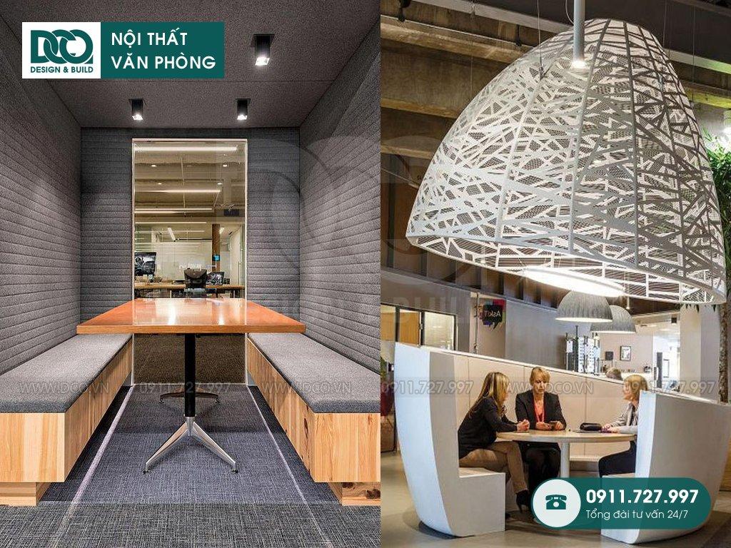 Khái toán cải tạo nội thất không gian sáng tạo Hà Nội