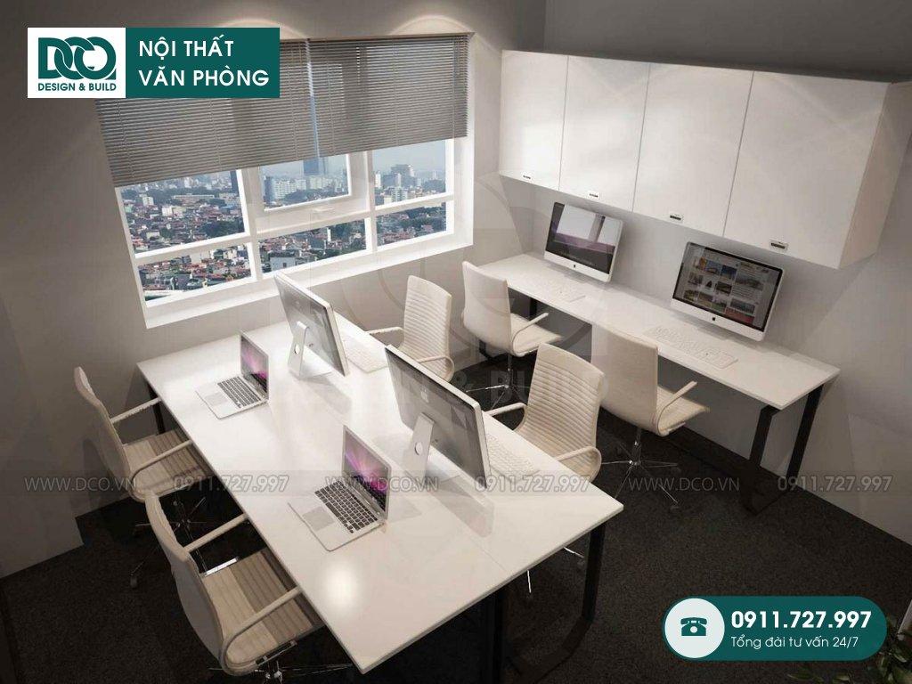 Công ty thi công văn phòng tại quận Hoàn Kiếm