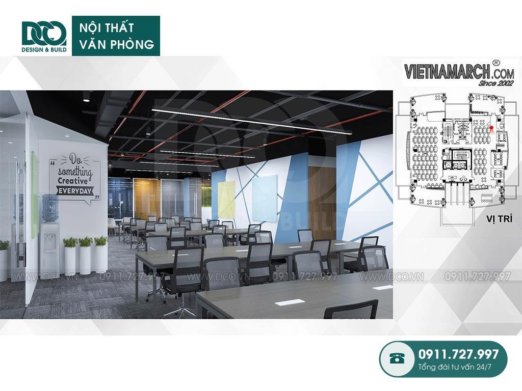 Top 3 dự án thiết kế văn phòng công nghệ hiện đại cho công ty khởi nghiệp