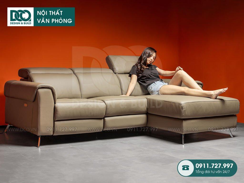 sofa văn phòng DG-853 cao cấp