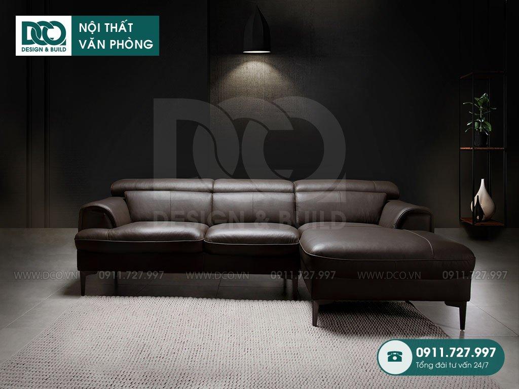 sofa văn phòng DG-855 tại Hà Nội.