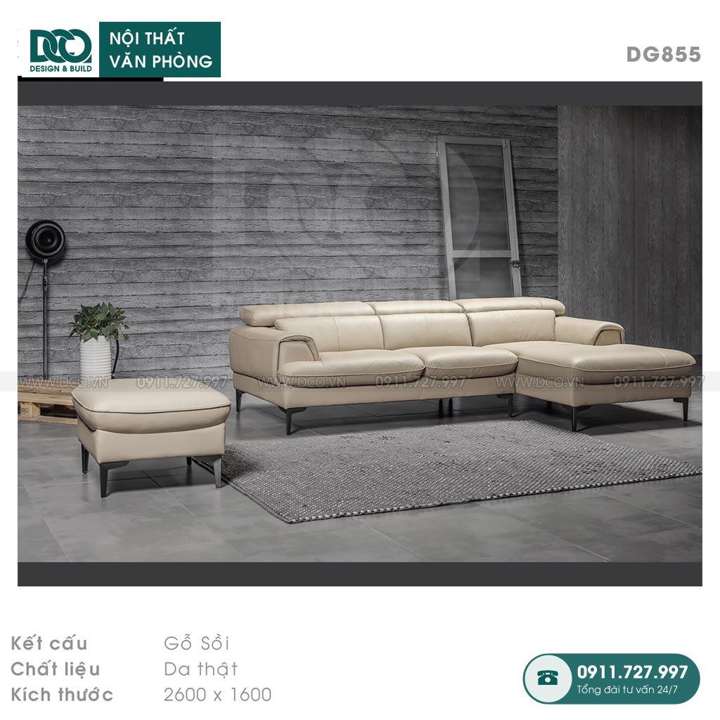 sofa văn phòng DG-855 tại TP. HCM