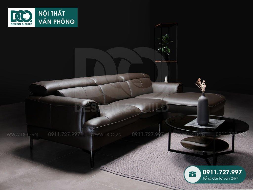 showroom sofa văn phòng DG-855 sofa văn phòng DG-855 tại Đà Nẵng