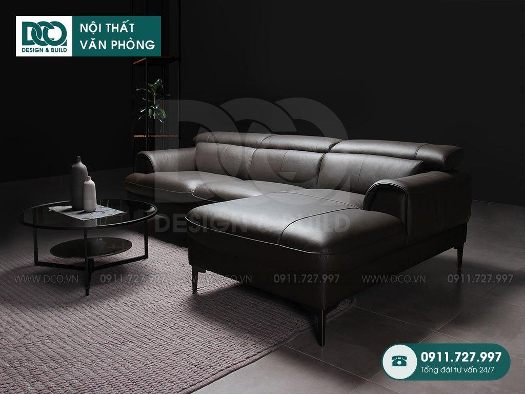 sofa văn phòng DG-855 cao cấp