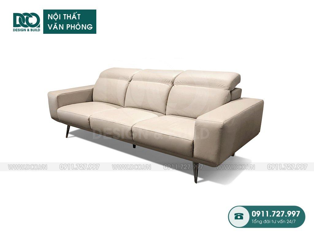 sofa văn phòng DV-854 cao cấp