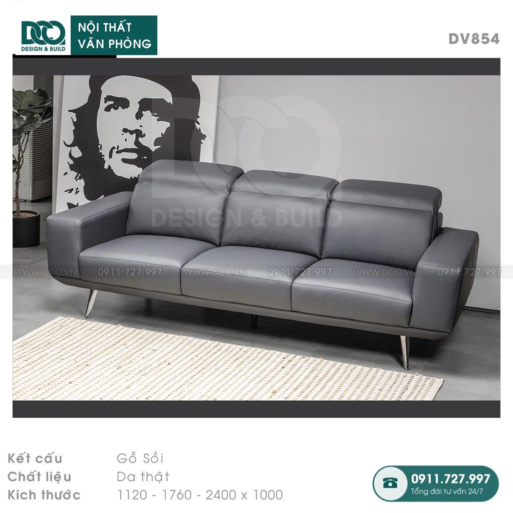sofa văn phòng DV-854 giá rẻ