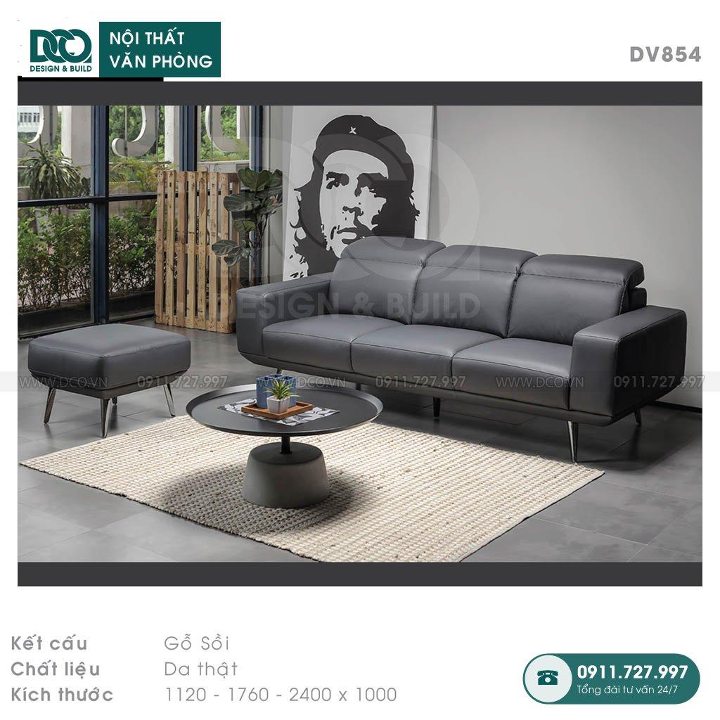 Bảng Báo giá sofa văn phòng DV-854