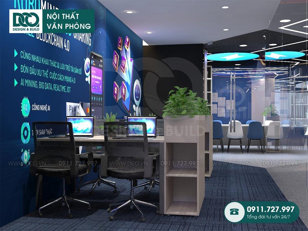 Công ty thi công nội thất văn phòng Đà Nẵng