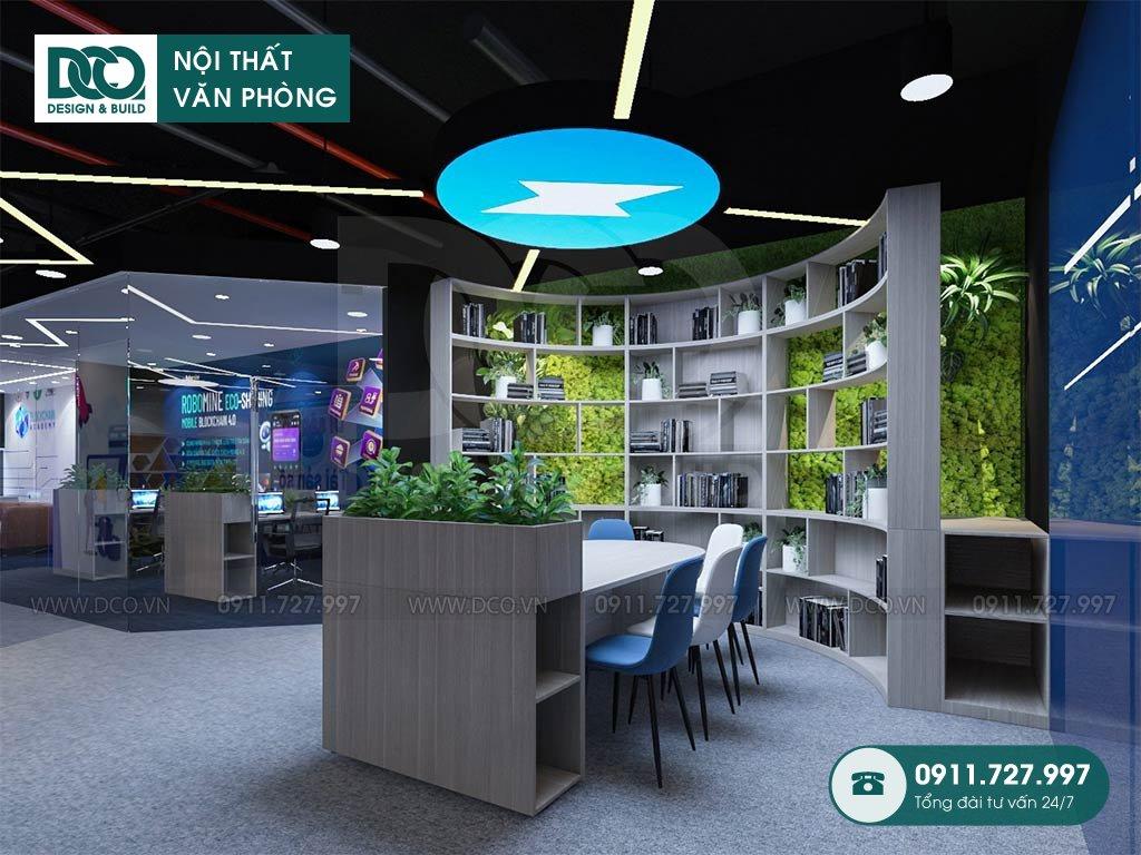 Công ty thi công nội thất văn phòng tại Đà Nẵng
