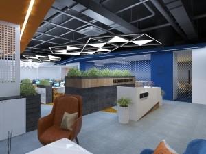 Sửa chữa nội thất Coworking Space khu 1 GNG Media