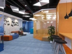 Sửa chữa nội thất Coworking Space khu 2 GNG Media