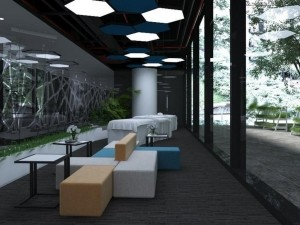 Sửa chữa nội thất Coworking Space Goldent Net