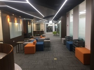 Thiết kế nội thất Coworking Space CEN X SPACE 2