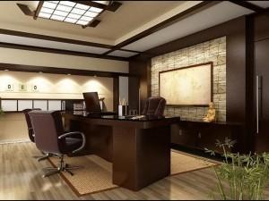 Báo giá cải tạo nội thất phòng chủ tịch