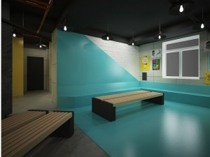Thiết kế  nội thất Coworking Space Arena Multimedia