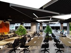 Đơn giá thiết kế nội thất Coworking Space