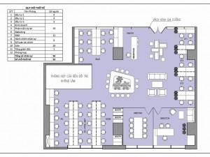 Hồ sơ thiết kế nội thất Coworking Space