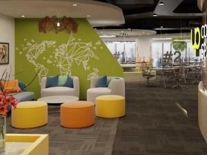 Báo giá sản xuất đồ nội thất Coworking Space
