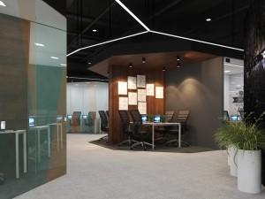 Đơn giá cải tạo nội thất Coworking Space
