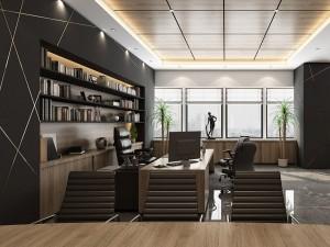 Báo giá thiết kế nội thất phòng phó chủ tịch