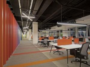 Báo giá thi công nội thất không gian làm việc chung