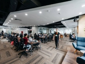Thiết kế nội thất Coworking Space VIT Tower