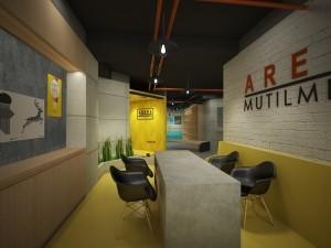 Dự toán cải tạo nội thất văn phòng