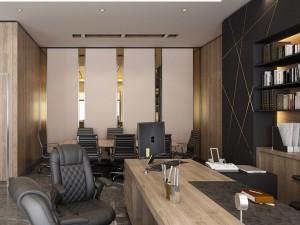Giá thành thiết kế nội thất phòng phó chủ tịch