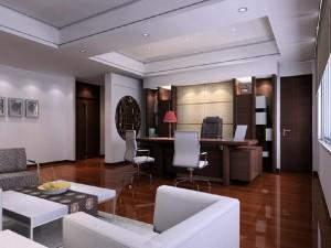 Giá thành thiết kế nội thất phòng chủ tịch