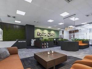 So sánh cải tạo nội thất văn phòng