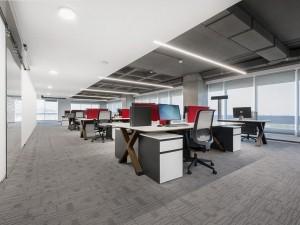 Khái toán sửa chữa nội thất không gian làm việc chung