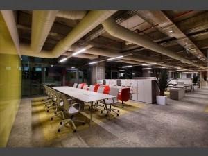 Dự toán cải tạo nội thất không gian làm việc chung