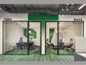Giá thành thi công nội thất phòng meeting